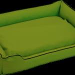 Hundebett Bobby grün