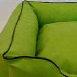 legowisko dla psa zielone 3