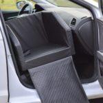 legowisko samochodowe na przedni fotel 4