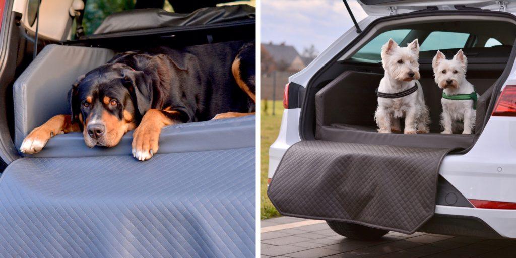 Hundebett für kofferraum